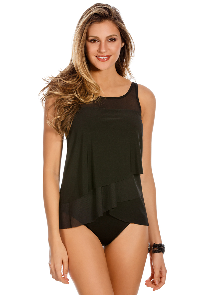 Miraclesuit Solid Mirage 6503041 Slimming Swimwear